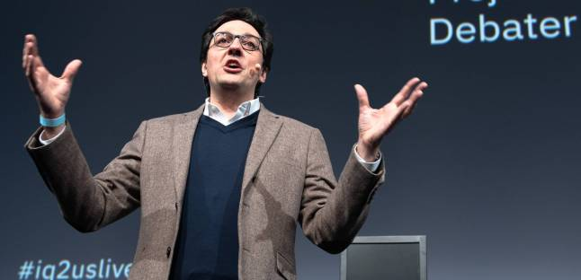 Dario Gil Ordinador Quantic IBM